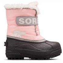 Bottes de Neige Sorel Toddler Snow Commander Cupid