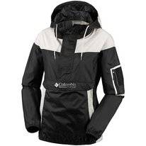 Jas Columbia Women Challenger Windbreaker Black Stone