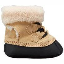 Sorel Youth Infant Caribootie II Curry Black