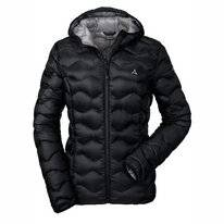 Jas Schöffel Women Down Jacket Kashgar1 Black