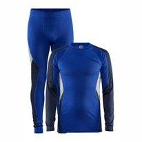Base Layer Set Craft Men Core Dry Burst Blaze