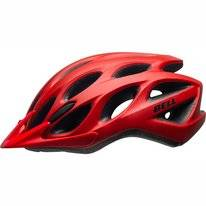 Fietshelm Bell Tracker Matte Machine Red Uni
