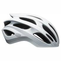 Fietshelm Bell Formula Mips White Silver Black