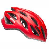 Fietshelm Bell Tracker R Matte Red Black