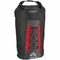 Rugzak Abbey Bag in a Sac 20L Antraciet Donkergrijs Rood
