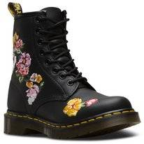 Dr. Martens Women 1460 Vonda II Black Softy T