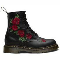Dr. Martens Women 1460 Vonda Black Softy T