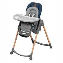 Kinderstoel Maxi-Cosi Minla High Chair Essential Blue