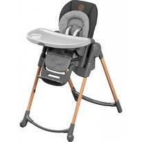 Kinderstoel Maxi-Cosi Minla High Chair Essential Graphite