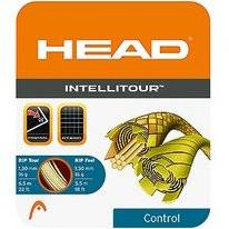 Tennissaite HEAD Intellitour Grau 1.30mm/12m