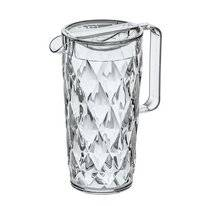 Jug Koziol Crystal Pitcher Crystal Clear