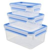 Food Container Tefal K30289 MasterSeal (Set of 3)