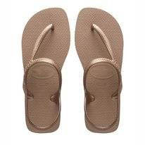 Tong Havaianas Flash Urban Rose Gold