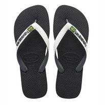 Slipper Havaianas Brasil Mix Black White