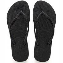 Tongs Havaianas Slim Glitter Black