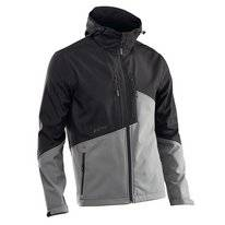 Fietsjack Northwave Men Enduro Soft Shell Black Anthracite