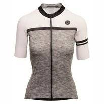 Fietsshirt AGU Essentials Women Blend Melange Dove Grey