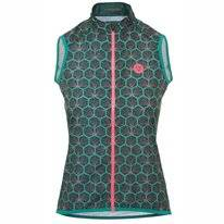 Fietsvest AGU Women Tile Windproof Body Green