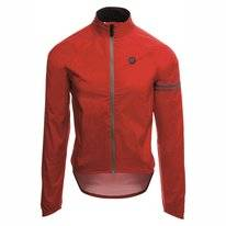 Fietsjack AGU Essentials Men Rain True Red
