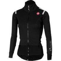 Fietsshirt Castelli Women Alpha Ros W Jersey Light Black
