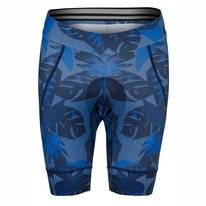 Fietsbroek AGU Women Prime Botanic Short Blueberry