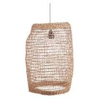 Hanging Lamp Kidsdepot Isis Seagrass Natural 30 cm