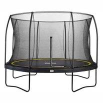 Trampoline Salta Comfort Edition Black 396 + Safety Net