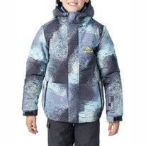 Skijacke Rip Curl Olly PTD Swedish Blue Kinder