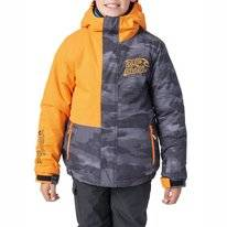 Skikjacke Rip Curl Olly Persimmon Orange Kinder