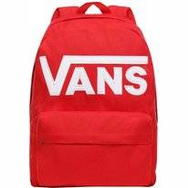 Rugzak Vans Old Skool III Backpack Racing Red