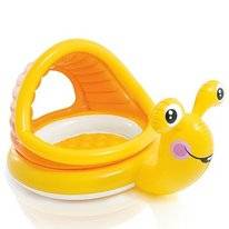 Piscine Intex Baby Escargot