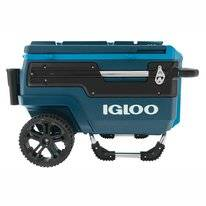Koelbox Igloo Trailmate Journey Charcoal Acid Green Chrome