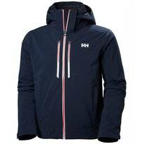 Ski Jas Helly Hansen Men Alpha Lifaloft Jacket Navy Blue
