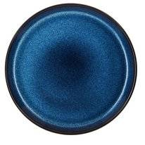 Dinerbord Bitz Black Dark Blue 21 cm