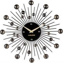 Klok Karlsson Sunburst Crystal Black Medium