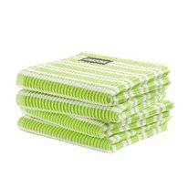Dishcloth DDDDD Classic Clean Bright Green (4 pcs)