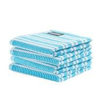 Dishcloth DDDDD Classic Clean Bright Blue (4 pcs)