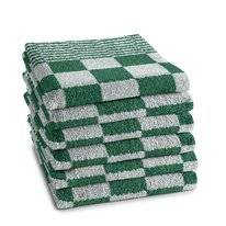 Kitchen Towel DDDDD Barbeque Green (Set of 6)