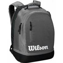 Tennisrugzak Wilson Team Backpack Grey Black