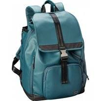 Tennisrugzak Wilson Women's Fold Over Backpack Green
