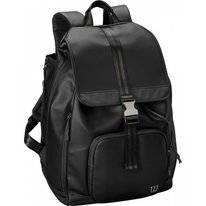 Tennisrugzak Wilson Women's Fold Over Backpack Black