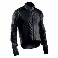 Fietsjack Northwave Men Vortex Jacket Black
