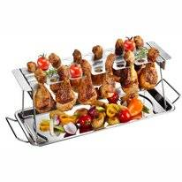 Chicken Leg Rack Gefu BBQ