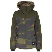 Skijacke O'Neill Vallerite Jacket Forest Night Damen