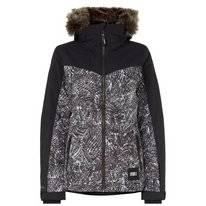 Skijacke O'Neill Vallerite Jacket Black Out Damen