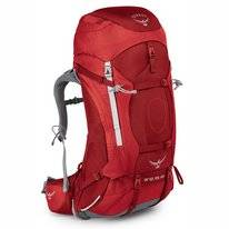 Backpack Osprey Ariel AG 55 Picante Red Dames (Small)