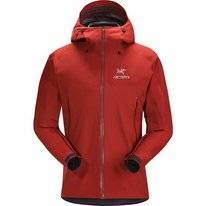 Fleecejacke Arc'teryx Beta SL Hybrid Jacket Infrared 2019 Herren