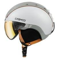 Skihelm Casco SP-2 Pol White
