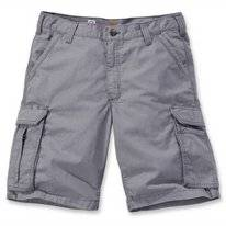 Werkshorts Carhartt Men Force Tappen Cargo Asphalt