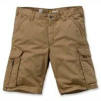 Werkshorts Carhartt Men Force Tappen Cargo Yukon